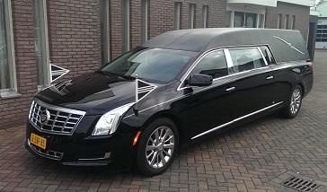 Cadillac Rouwauto 2015