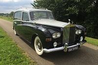 Rolls Royce rouwauto