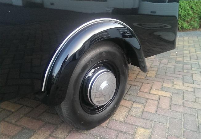 Pfefferkorn Rouwaanhangwagen